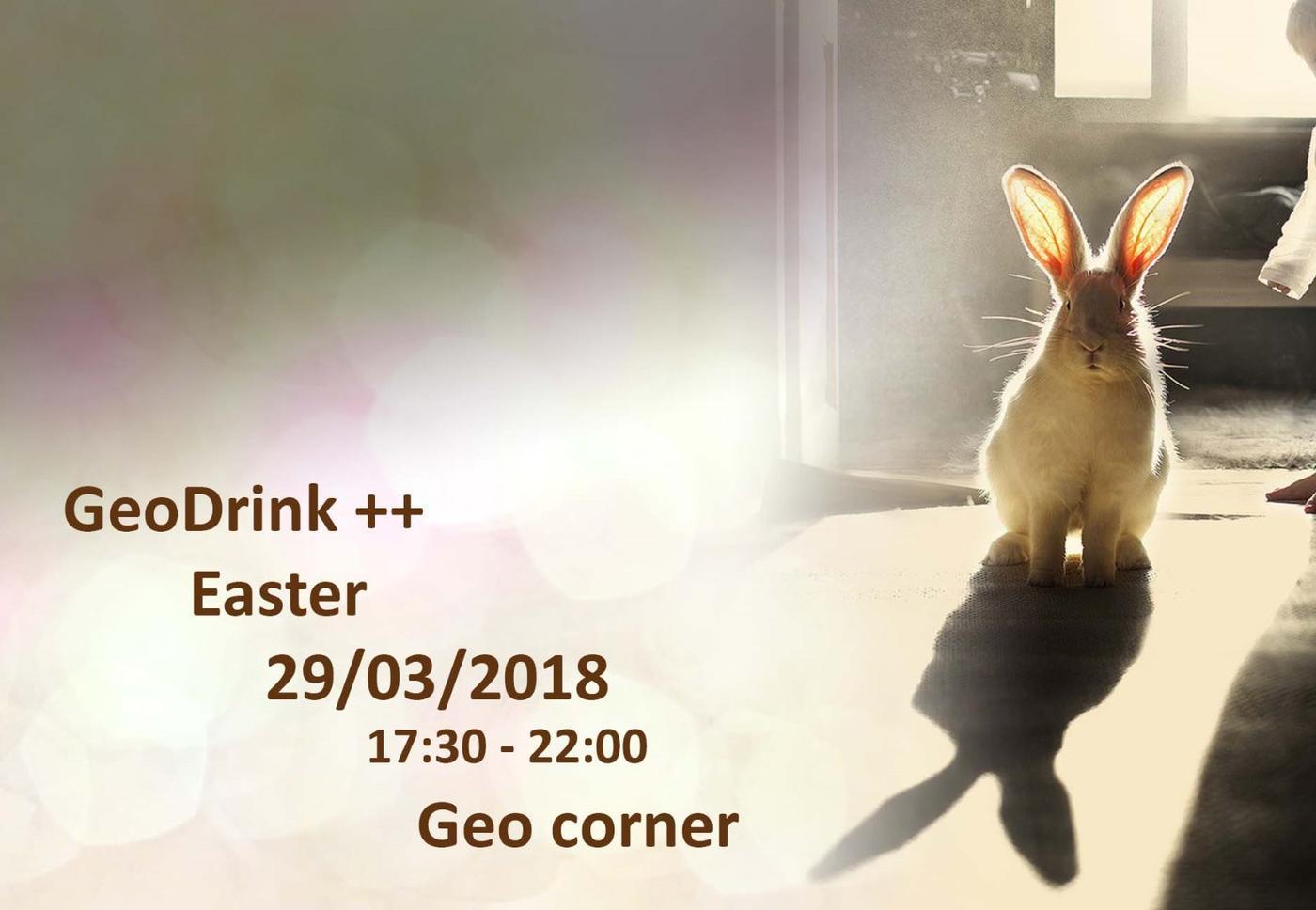 GeoDrink ++ Easter