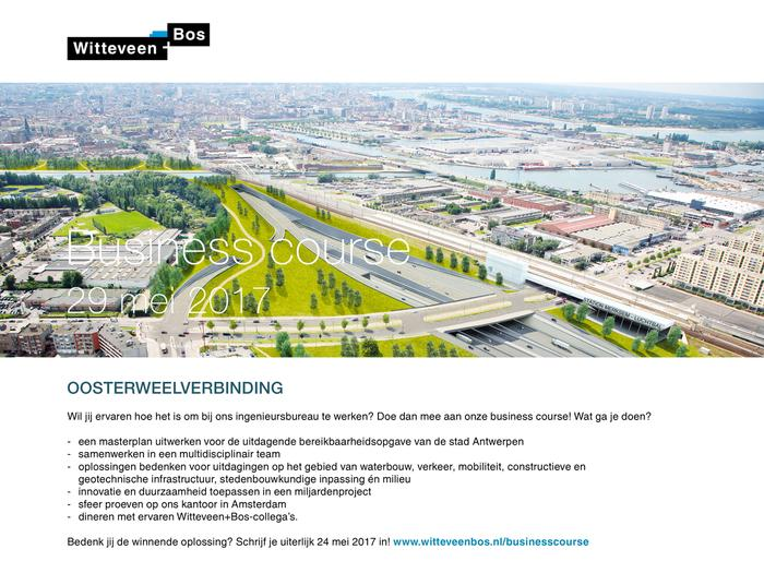 Witteveen+Bos Business course